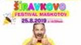 Šíravkovo - Festival Maskotov