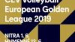 Zlatá Európska liga 2019 vo volejbale