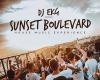 DJ EKG Presents Sunset Boulevard / UFO BRATISLAVA